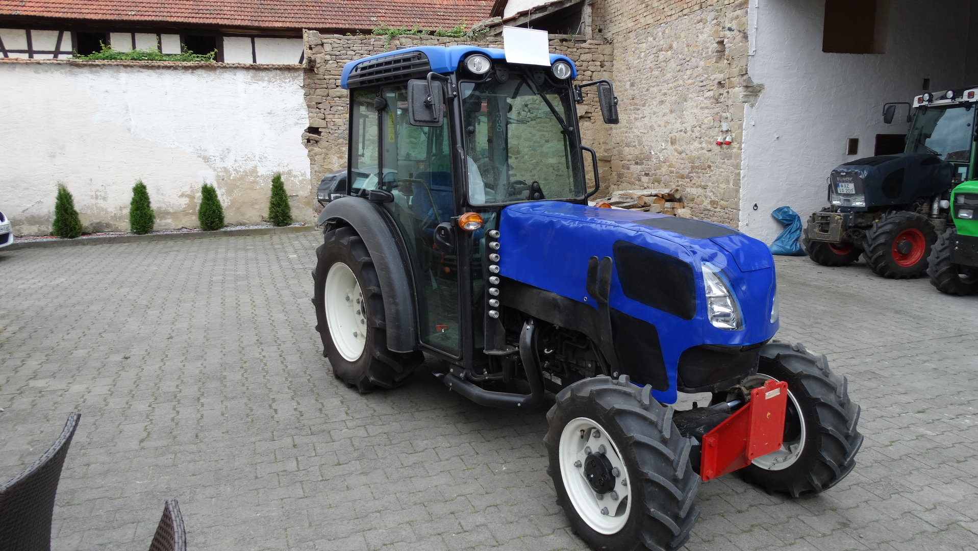 New Holland T4 Typ. V